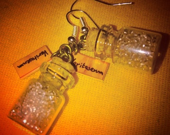 Harry Potter Potion Bottle Earrings