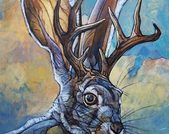 TRUE NATIVE (JACKALOPE)