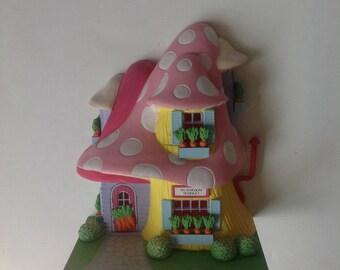 Pink Mushroom House 1988