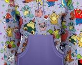 Poke Party All Over Print Fairy Kei Hoodie
