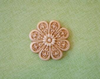 Medallion Button