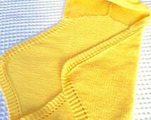 KNITTING PATTERN - Baby Blanket Hooded Newborn Baby Wrap