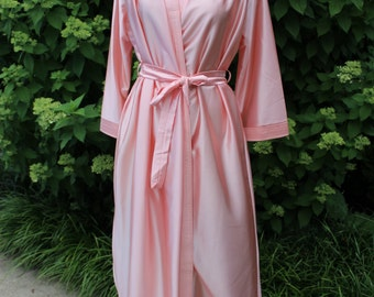Pink Vintage robe, NOS, tags, SEARS, 16/18, Large