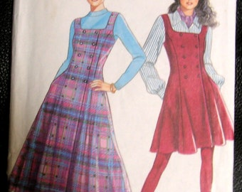 Pattern, Jumper, Simplicity 6923 New Look,  sizes 6 - 16   New Uncut