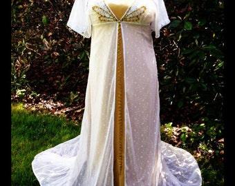 Rose's Titanic Breakfast gown