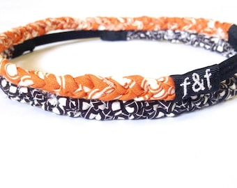 Fashion Headband, Faith and Fit Set of 2 Scrappy Bands In THOSE COWBOYS