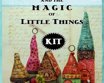 DELUXE Workshop Kit for Tinytopia and the Magic of Little Things
