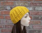 Gold Hat, Crochet Beanie, Womens Hats, Winter Hat for Women, Fall Hats, Beanies for Women, Beenies , Teenager Gifts, Crochet Hat for Women