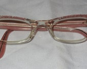 Vintage Deadstock 50's Cat Eye Eyeglass Frames