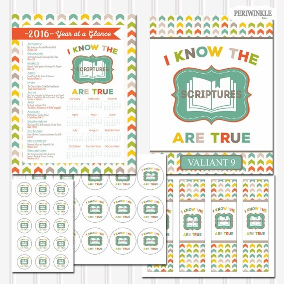 ... -Bookmarks, 2 Size Circles, Editable Binder Cover, Year at a Glance