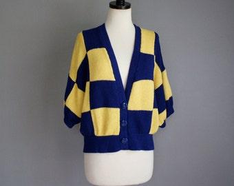Vintage ST JOHN Knit Slouchy Cardigan (s-m)