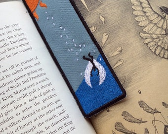 Icarus Patch or Bookmark