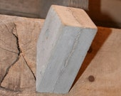 Square Concrete Wall Hooks (Set of 3)