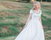 Modest Wedding Dress - The Valentina Dress