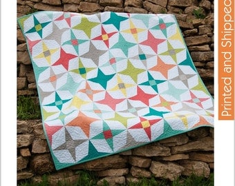 Twilight Quilt Pattern by Faith of Fresh Lemons Quilts