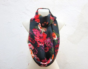 infinity scarf,Loop scarf,Neckwarmer,circle scarf, Necklace scarf,cowl scarf