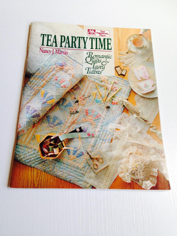 tea party time - photo #36