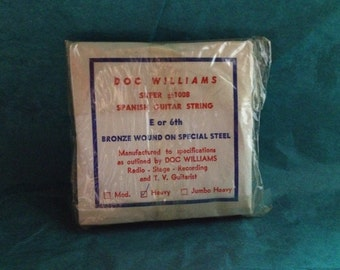 Doc Williams Super #1008 Spanish Guitar strings