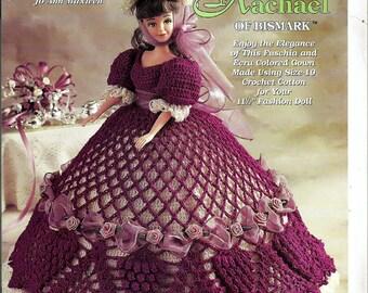 Ladies of Fashion Rachael of Bismark Fashion Doll  Crochet Pattern  The Needlecraft Shop 982537