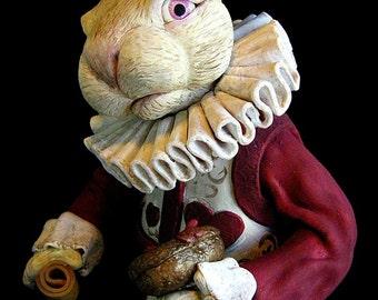 Fine Art Photo Print Alice in Wonderland White Rabbit
