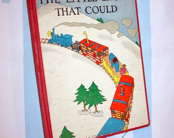 The Little Engine That Could, 1930, The Platt & Munk Co book