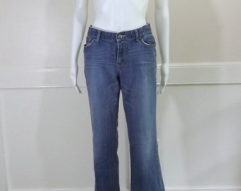 EXPRESS Jeans Size 12 Average
