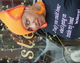 Matador Crochet Hat