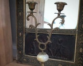 Antique Vintage Candleholder
