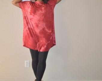Scarlet / Wine Tunic
