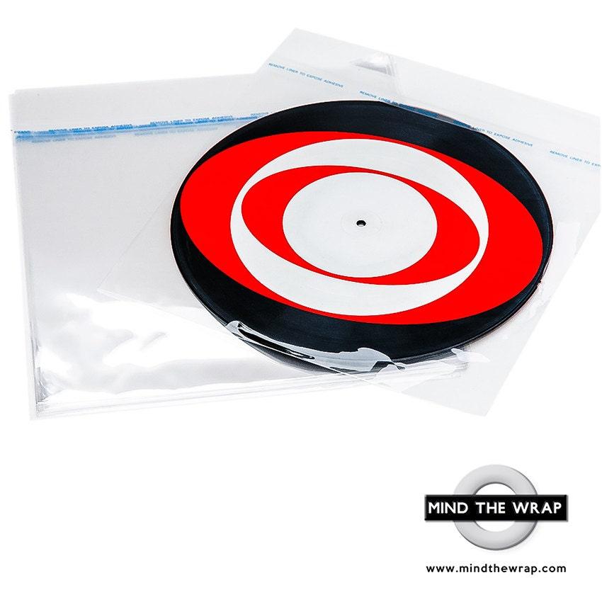 100 Album Sleeves for LP Vinyl Records 12.7 x