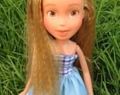 Bratz Repainted Custom Makeunder OOAK Doll Make Under Handmade Upcycled Girl Danica Child