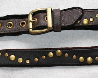 Divine Diva studded belt