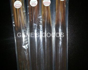 100 Incense Sticks - Choose 4 Scents - Handmade / Hand Dipped / Vegan / Long Burning / Strong Aroma