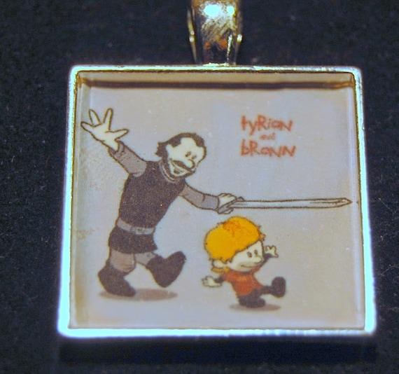 Bronn Calvin And Hobbes 0425