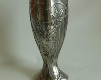 Art nouveau french  vase