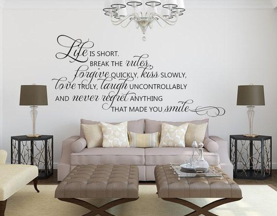 Inspirational Wall Decor Inspirational Quote Wall Decor