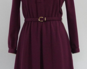 Vintage Long Sleeve Dress by Kenny Classics