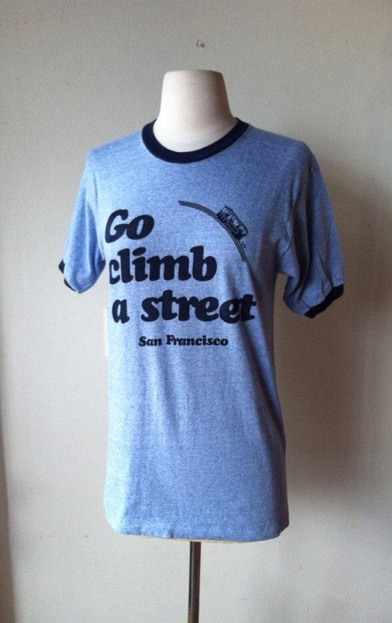 Vintage soft t shirt adult size medium by for Adult medium t shirt