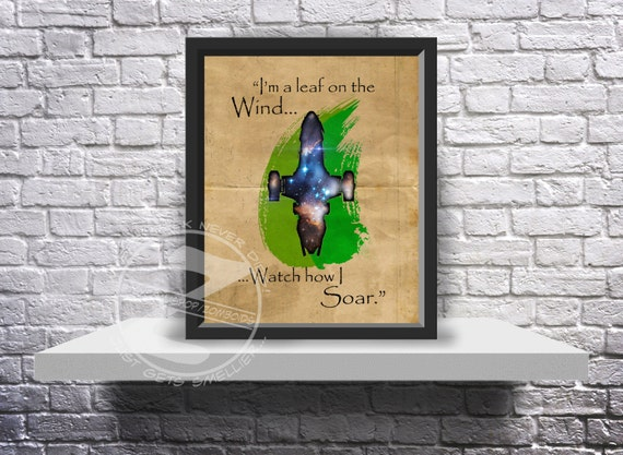 "Custom Firefly Hoban ""Wash"" Washburne Serenity print poster Choose Size and Quote"