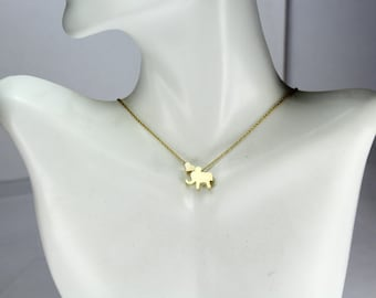 I love elephant necklace,Gold elephant necklace,animal necklaces,boy girl kids children necklace,sister, best friends Jewelry,birthday gift,