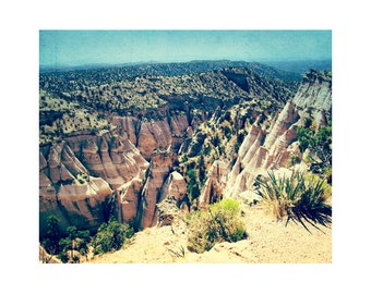 Southwestern Art, Mid Century Photography, Western Photography, Vintage Landscape Photography, New Mexico Art Prints, Western Art