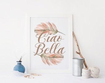 ciao bella | etsy