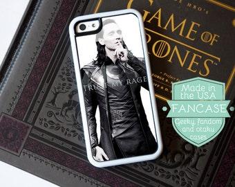 Loki iPhone Case Tom Hiddleston Loki iPhone 6 Case Loki iPhone 6 Plus Case Loki iPhone 5 Case Loki iPhone 5s Case Avengers iPhone Case