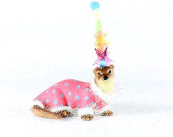 Otter Cupcake Topper
