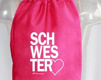 Sisterheart - bag - rucksack