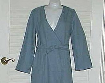 LILY of FRANCE Winter/Fall ROBE Rosa Puleo Szule S  Size Small