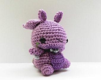 Crochet Goodra Inspired Chibi Pokemon