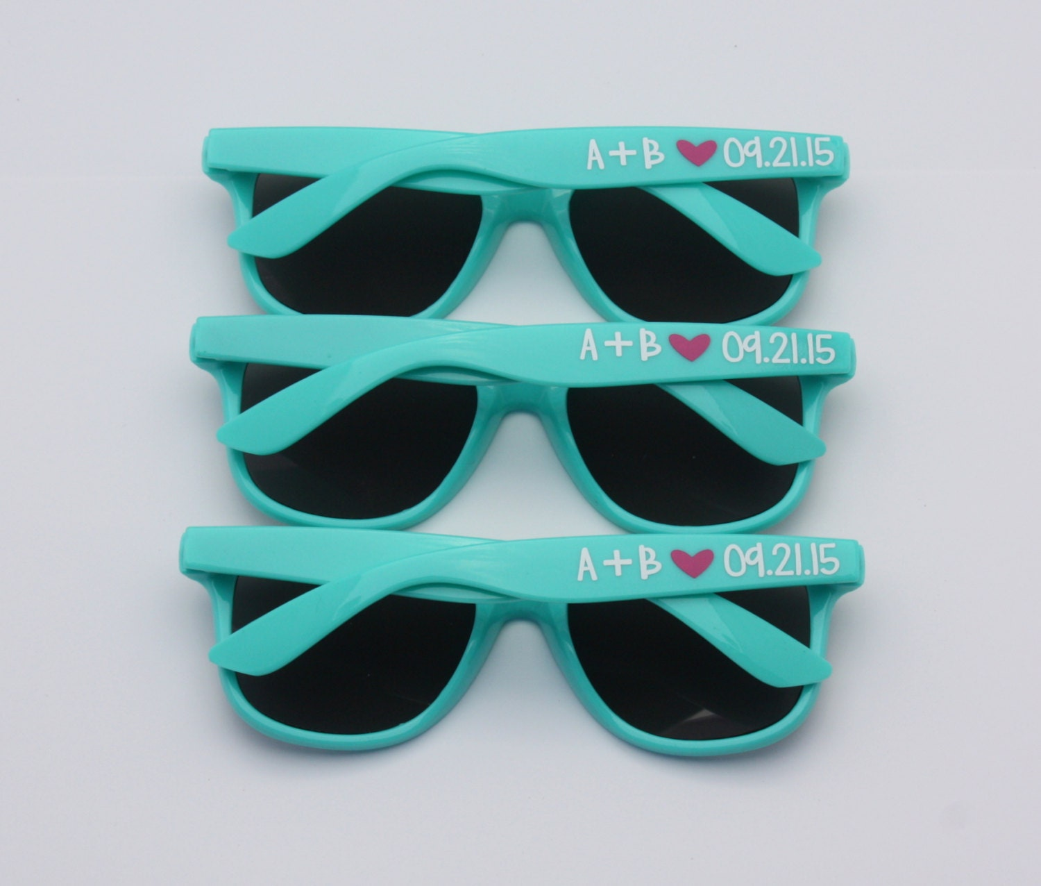 personalized sunglasses wedding favors bachelorette party