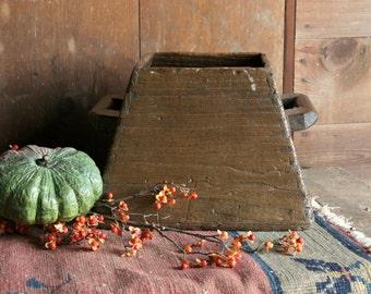 antique chinese bucket rustic modern bucket toy storage bin farmhouse entryway organizer