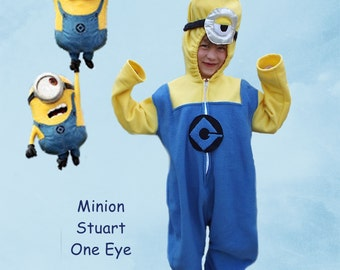 Minion Costume for Baby Toddler Child